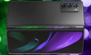 Samsung envisage de mettre une bande RVB sur la charnière dissimulée du Galaxy Z Fold