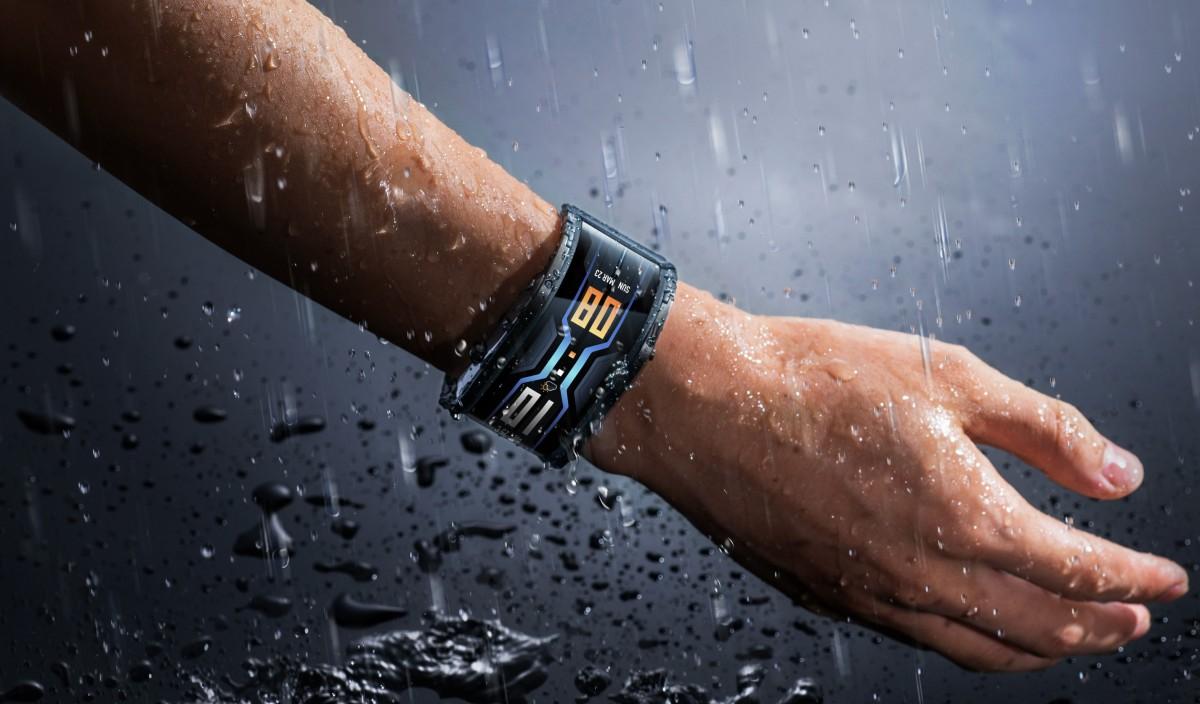 La montre nubia est en vente dans le monde entier, la vôtre pour 219 $