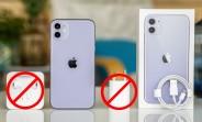 iPhone 11, SE (2020) et XR perdent également des chargeurs et des EarPods intégrés