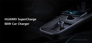 Chargeurs de voiture filaires et sans fil Huawei 50W et 66W