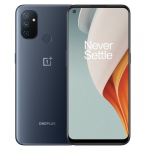 OnePlus Nord N100 dans Midnight Frost