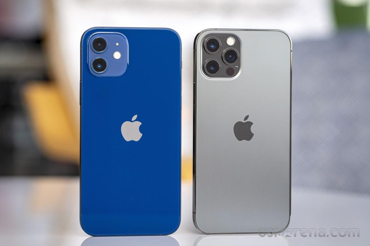 Apple iPhone 12 Pro en examen