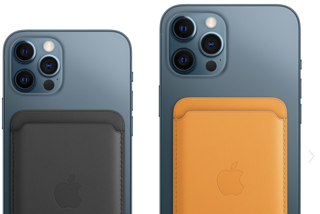 Portefeuille Apple MagSafe