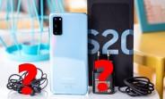 Samsung peut expédier le Galaxy S21 sans chargeur ni écouteurs