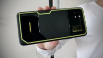 OnePlus 8T Cyberpunk 2077 édition