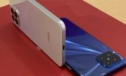Le design de la nova 8 SE de Huawei rappelle fortement l'iPhone 12, révèlent des photos en direct