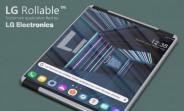 Le smartphone enroulable de LG pourrait s'appeler LG Rollable