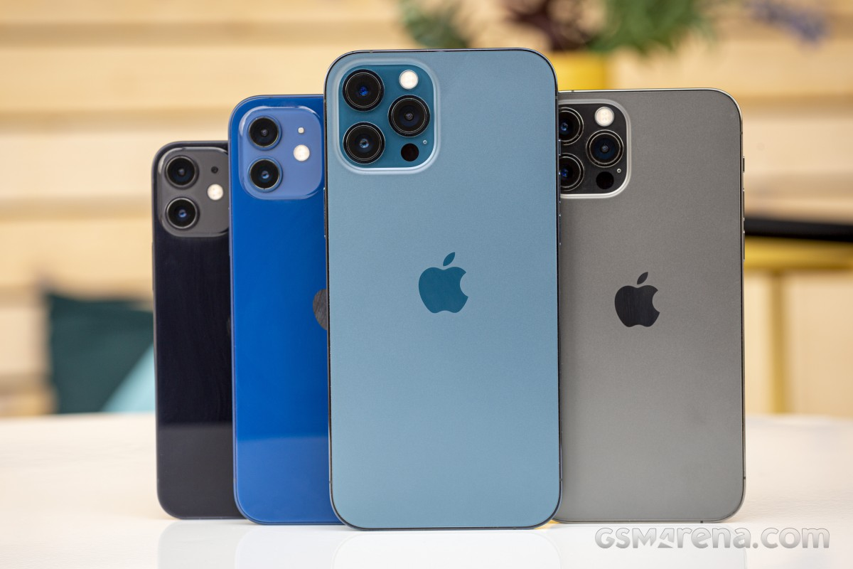 Avis Apple iPhone 12 Pro Max