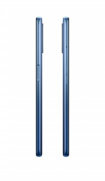 Realme 7 5G en bleu baltique