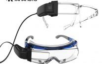 Lunettes AR utilisant la technologie Sony