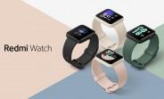 Redmi Watch annoncé avec 1.4