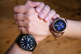 Montre Samsung Gaalxy en tailles 45 mm et 41 mm