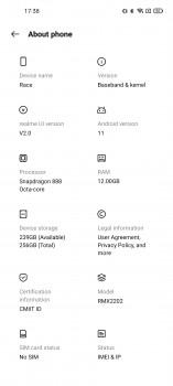 Propulsé par Snapdragon 888 et Android 11