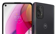 Motorola Moto G Stylus (2021) divulgué par Amazon
