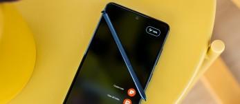 Critique du Samsung Galaxy Note10 Lite