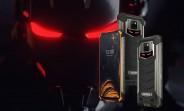 Doogee S88 Pro dispose d'une batterie de 10000 mAh, de repères de conception Iron Man et d'un châssis robuste