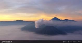 Exemples de photos officielles de l'Asus Zenfone Zoom: zoom 1x, f / 2.7