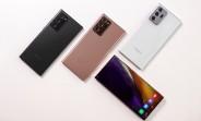 Sondage hebdomadaire: les Galaxy Note20, Note20 Ultra et Z Fold2 ont-ils répondu aux attentes?