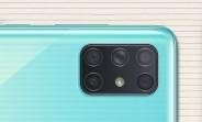 Le Galaxy A72 pourrait être le premier téléphone à penta-caméra de Samsung, A52 restera avec quatre caméras