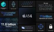 Apple détaille le chipset A14 avant l'annonce de la gamme iPhone 12