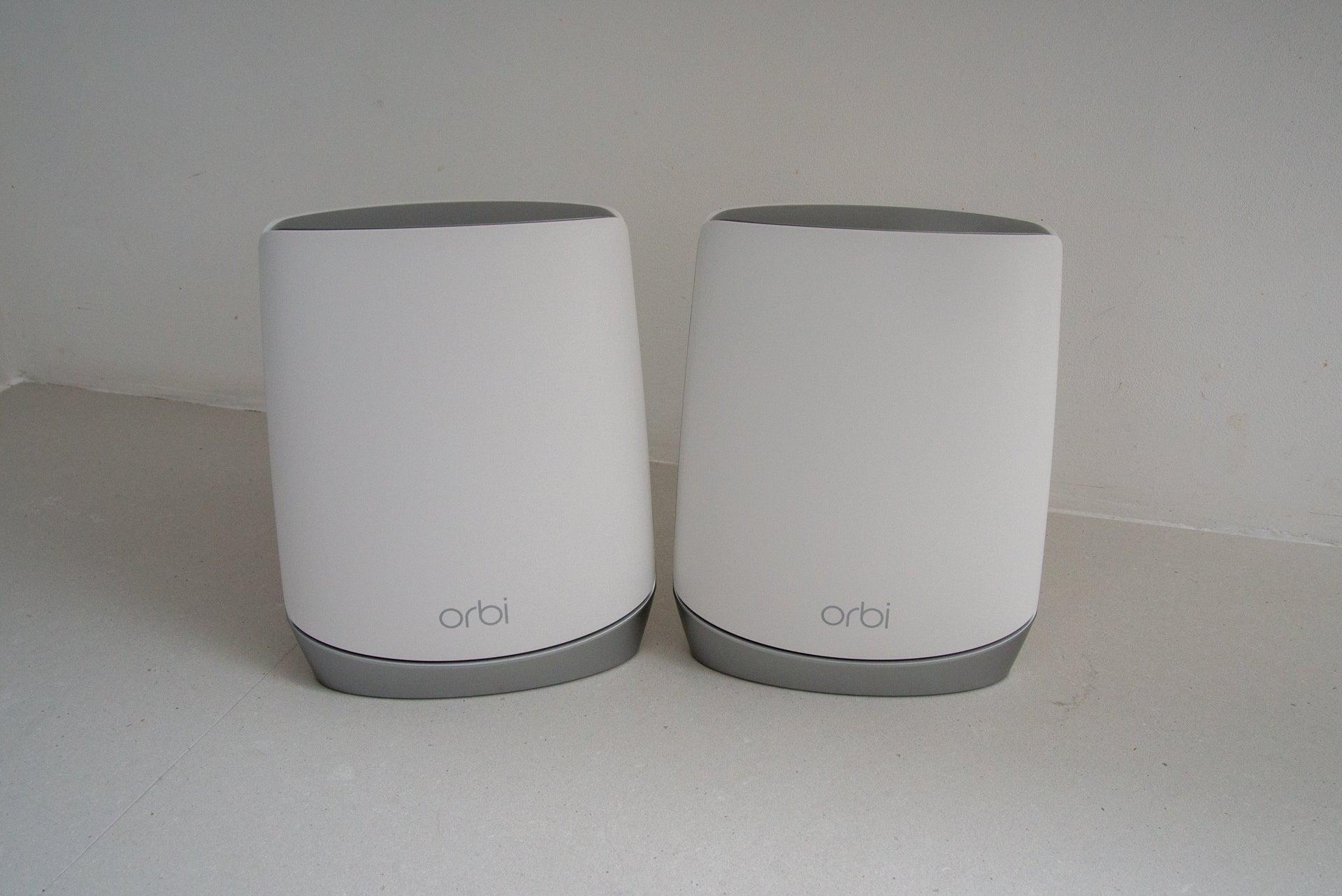 Héros du système Netgear Orbi Wifi 6 (RBK752)