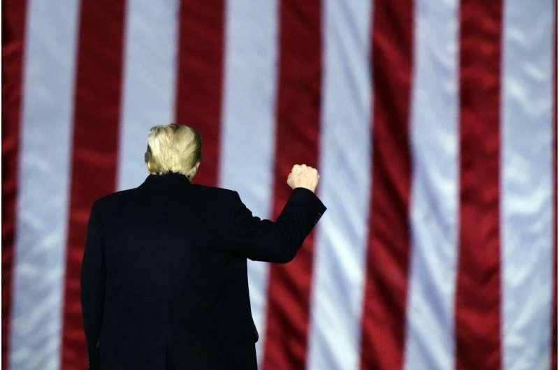 Un adieu à @realDonaldTrump, parti après 57000 tweets