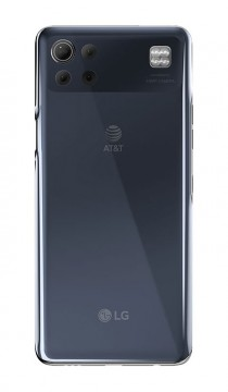 LG K92 5G en gris titane