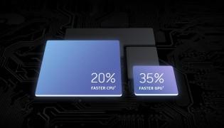 Les nouveaux chipsets promettent des performances CPU et GPU plus rapides