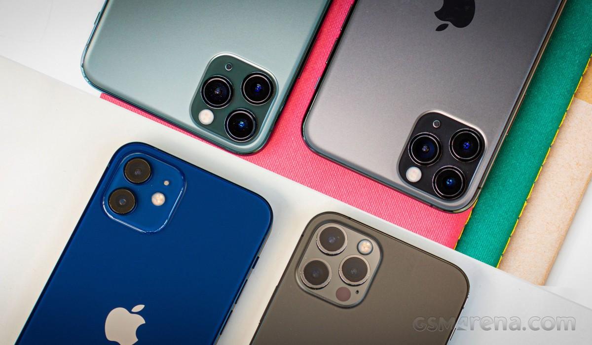 Tous les iPhone 2021 auront des encoches plus petites, LiDAR et OIS à décalage de capteur