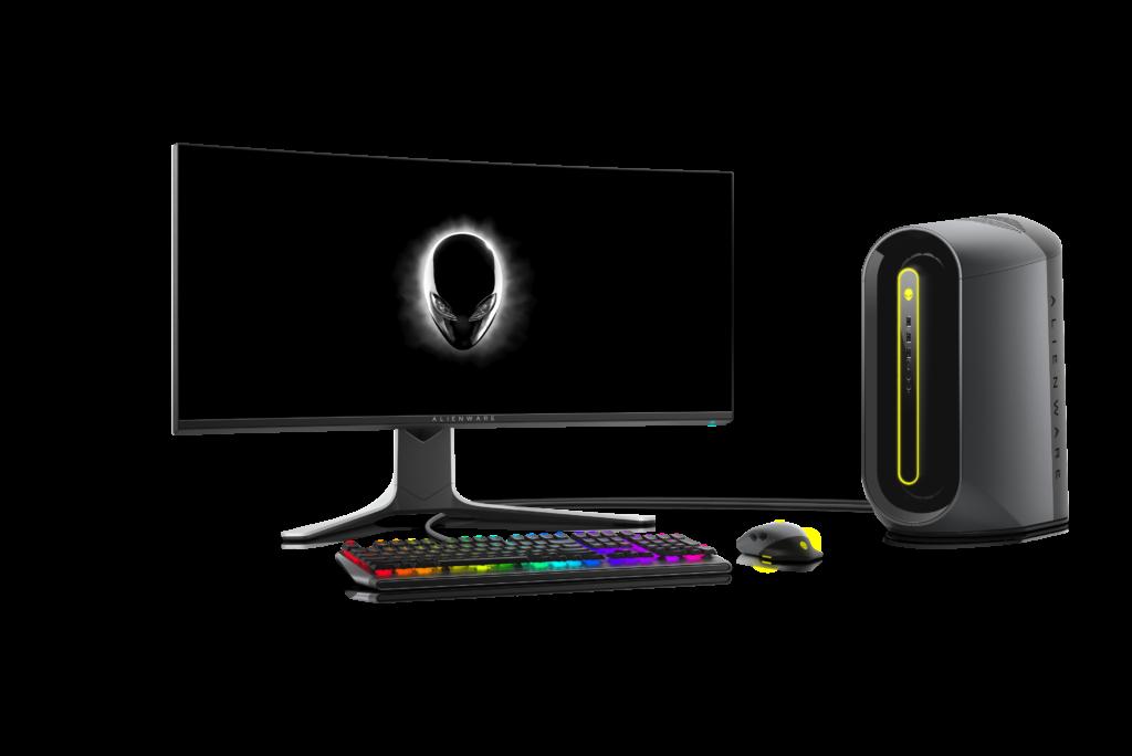 Alienware Aurora Ryzen Edition R10 - Dell CES 2021