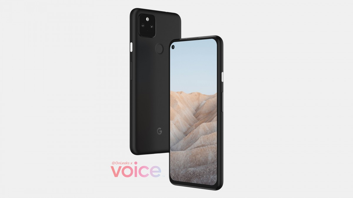 La fuite de Google Pixel 5a montre un design familier