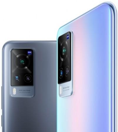 vivo X60t annoncé avec Dimensity 1100, écran 120Hz et triple caméra