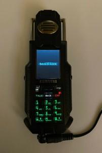 Le Samsung SPH-N270 était un lien Matrix Reloaded