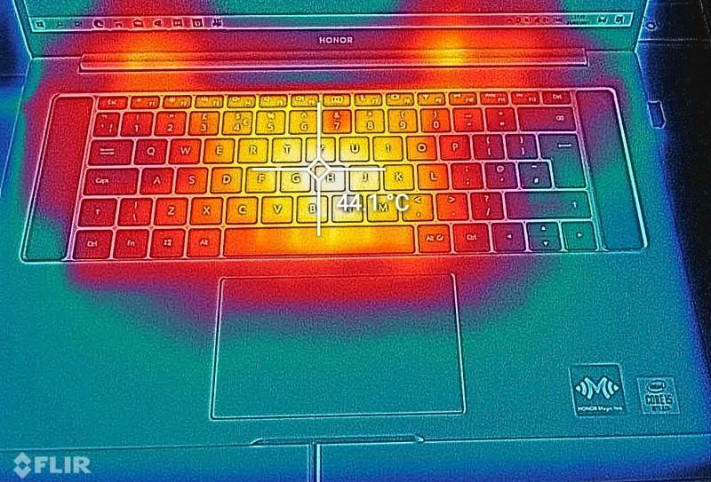 Critique de Honor MagicBook Pro Intel