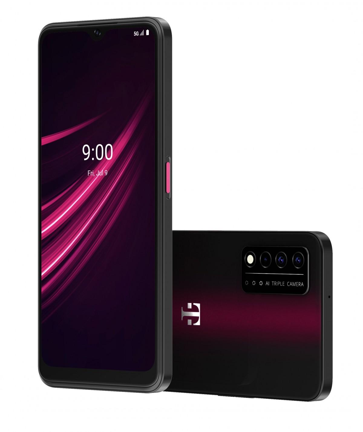 T-Mobile lance REVVL V+ 5G avec Dimensity 700 pour 200 $