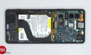 Sony Xperia 1 III obtient un score de réparabilité de 6/10 dans la vidéo de démontage