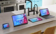 Lenovo Yoga Tab 13 se mondialise, les Yoga Tab 11 et Tab P11 Plus, plus petites et moins chères, la rejoignent