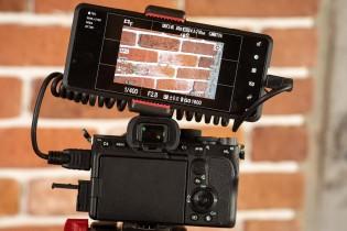 Utiliser le Sony Xperia Pro comme moniteur pour un appareil photo