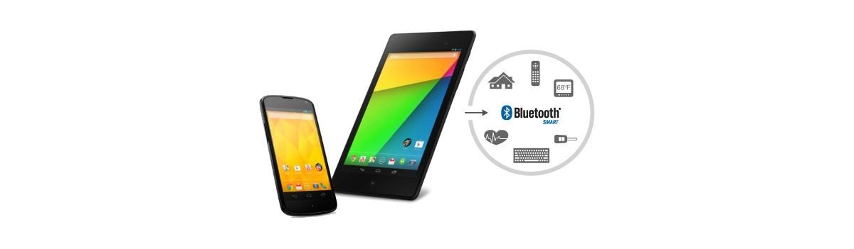 Nouvelle pile Bluetooth