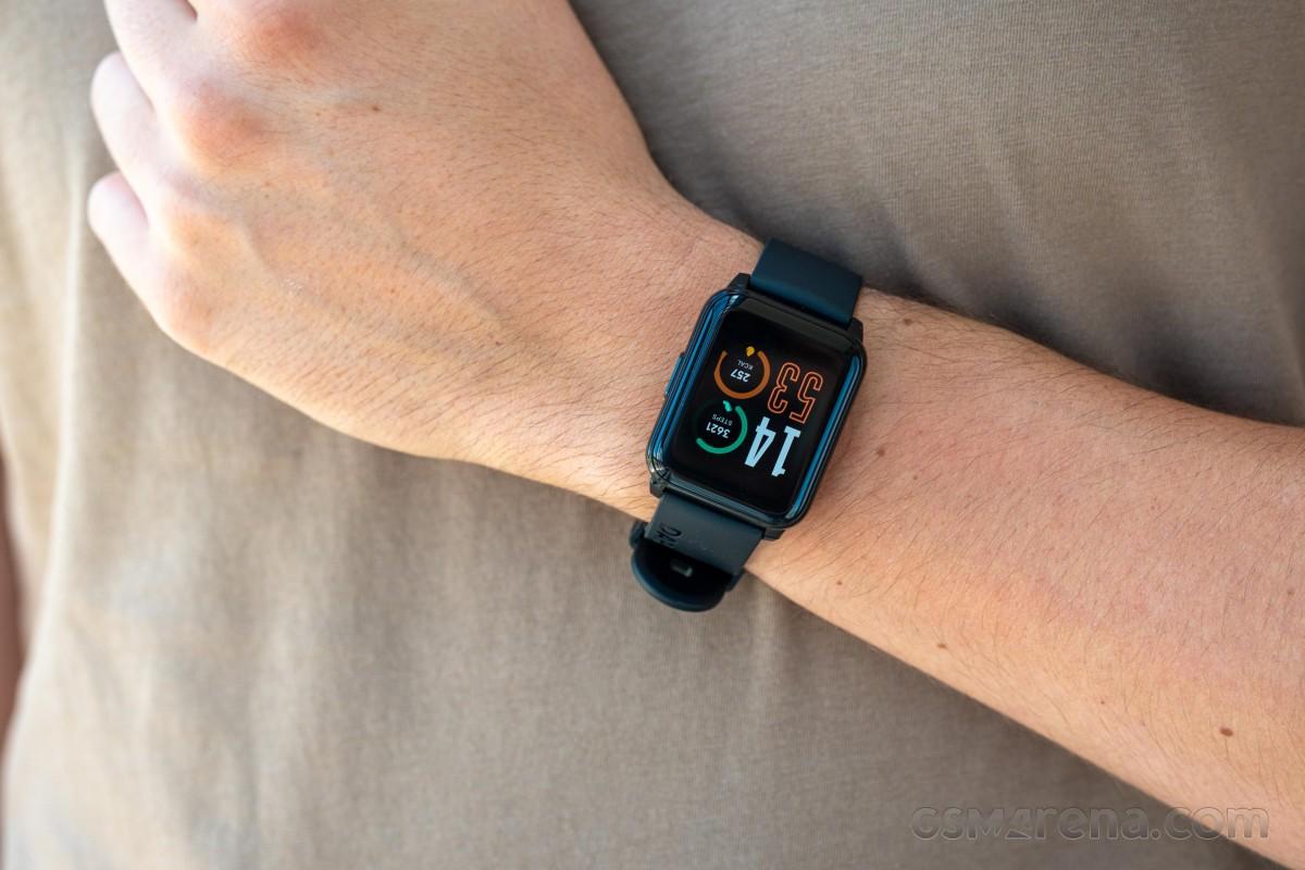Révision de la montre Realme 2