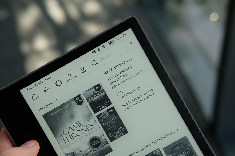 Meilleur E-Reader 2020 : Les meilleurs Kindles et liseuses pour vos livres