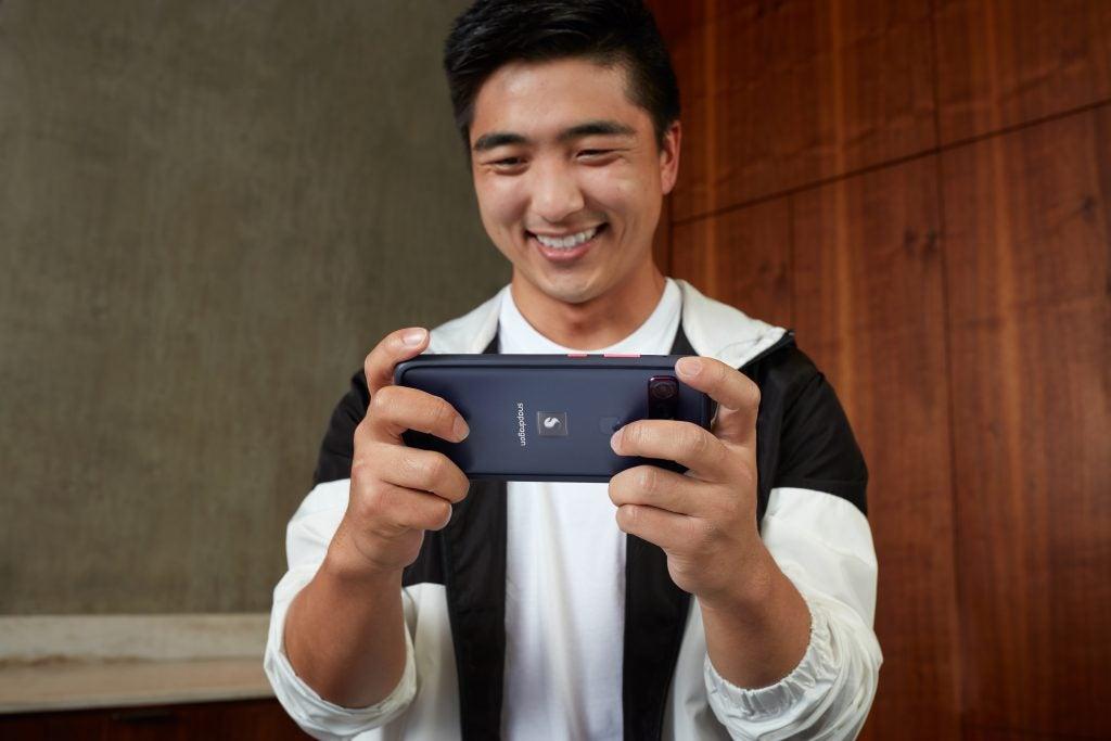Téléphone Snapdragon pour les initiés