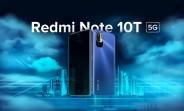 Lancement du Redmi Note 10T 5G le 20 juillet en Inde