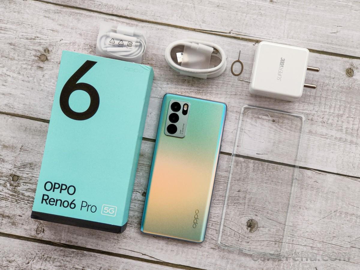 Examen pratique de l'Oppo Reno6 Pro 5G