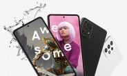 Samsung dévoile le prix du Galaxy A52s 5G en Europe continentale