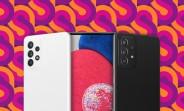 Les affiches Samsung Galaxy A52s 5G repérées en Inde arrivent bientôt