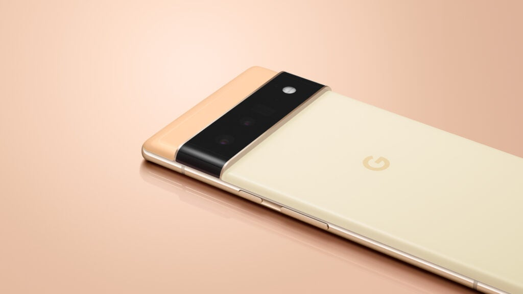 Caméra arrière du Pixel6Pro