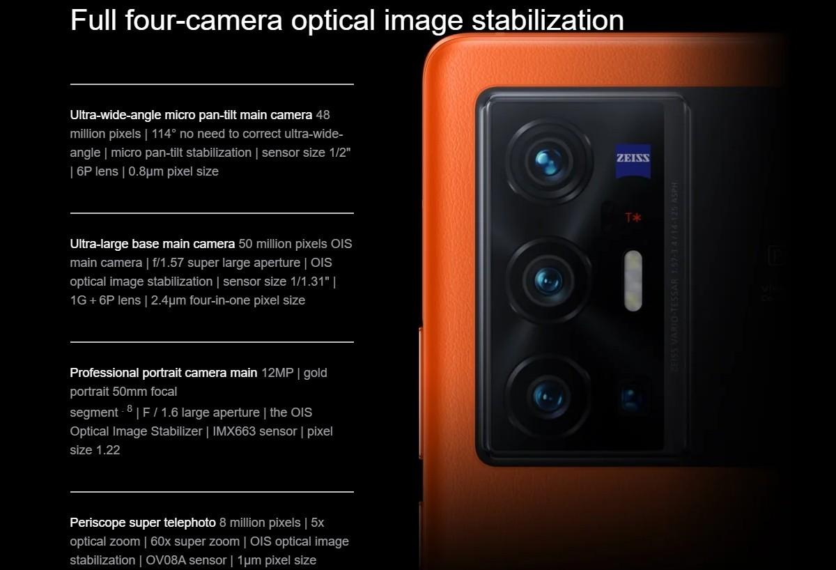 Sondage hebdomadaire: la série vivo X70 sera bientôt déployée sur de nouveaux marchés, en achèterez-vous une?