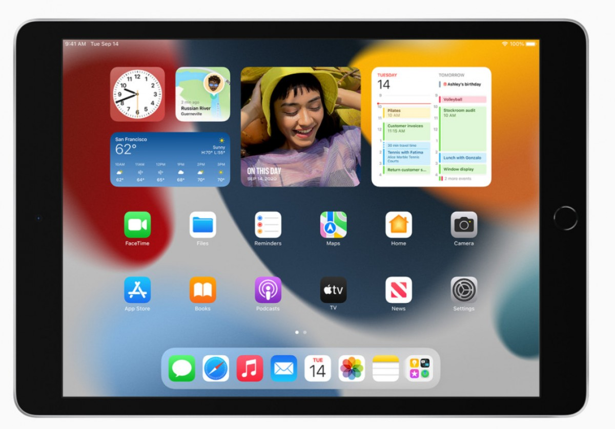 Apple met à niveau l'iPad standard, l'iPad mini fait peau neuve