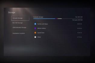 Déplacement de jeux entre les différents disques